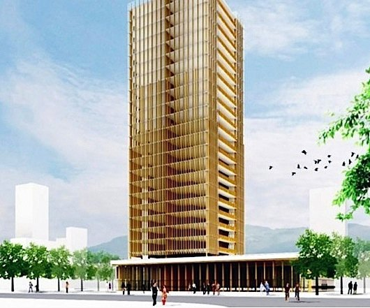 wood-skyscraper-Michael-Green-architect-building-code-construction