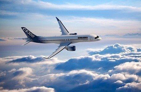 CS300 Bombardier commercial jet Iraqi Airways EDIWeekly