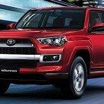 Toyota 4Runner crossover SUV global auto report China sales EDIWeekly