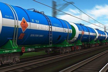 oil tanker car train shipment pipeline TransCanada Keystone Gulf Coast refineries infrastructure EDIWeekly