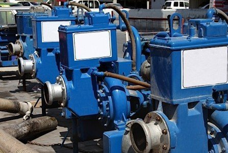 water pump wastewater industrial China EDIWeekly