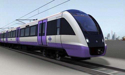 Bombardier Aventra London Crossrail UK transportation industry manufacturing EDIWeekly