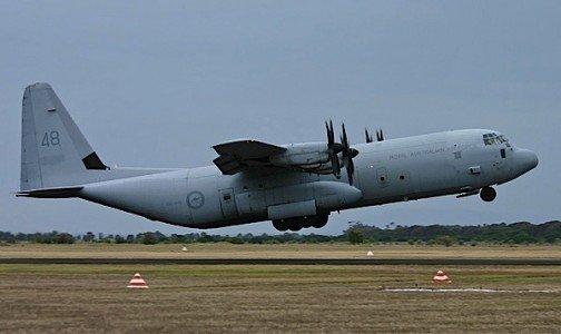 C 130J Hercules aircraft Lockheed Martin RCAF Cascade Aerospace MRO maintenance repair EDIWeekly