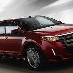 Ford Edge Oakville Ontario global utility vehicle EDIWeekly