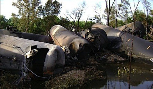 tank car oil transport rail Greenbrier DOT111 crude derailment Lac Megantic EDIWeekly
