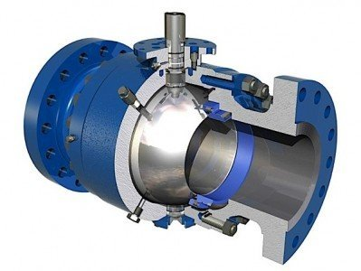 ball valve industry LNG fluidics engineering oil gas water treatment infrastructure McIlvaine RnR research fracking hydraulic fracturing EDIWeekly