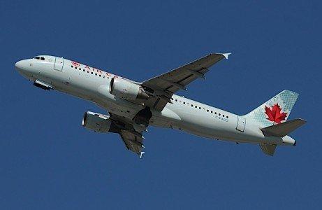 Air Canada MRO AAR Airbus A320 EDIWeekly