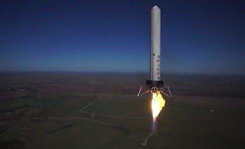 Dragon Grasshopper SpaceX Musk Mars NASA EDIWeekly