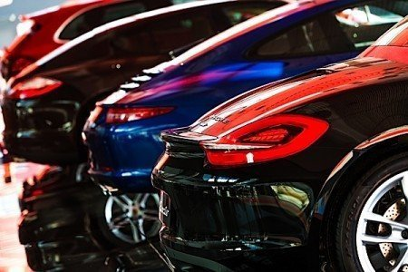 porsche car retail sales record Canada manufacturing EDIWeekly