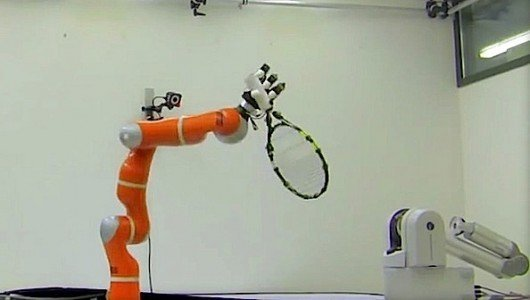 robot Swiss research space catching arm EDIWeekly