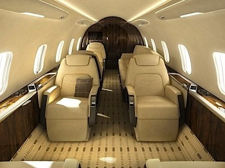 Challenger350-interior-Bombardier-NetJets-Berkshire-Hathaway-Warren-Buffett-business-jet-EDIweekly