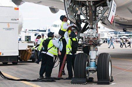 Singapore Airshow aviation Bombardier Farnborough CSeries commercial jet EDIWeekly