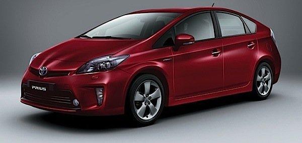 Toyota Prius hybrid auto industry sales Canada August EDIWeekly