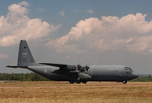 C-130Hercules-RCAF-Canada-national-defence-MRO-Marshall-Aerospace-Cascade-EDIWeekly