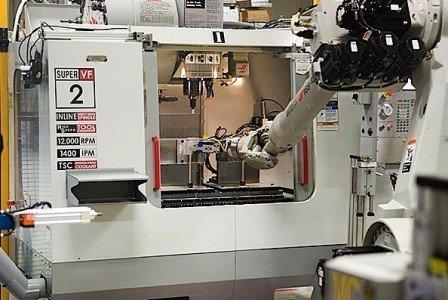 CNC machining tooling OMLC manufacturing skilled labour training workers aerospace EDIWeekly