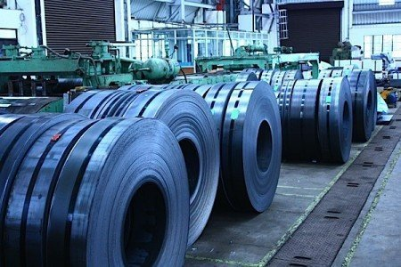 steel coils manufacturing Canada economy RBC PMI Markit GDP Statistics Canada output EDIWeekly