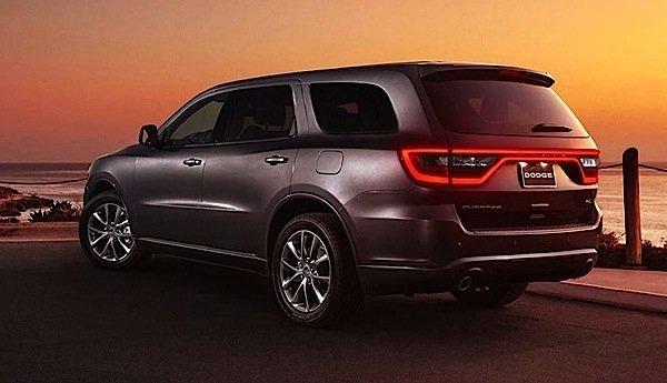 Dodge Durango Chrysler Windsor Mebly Plant Minivan Suv