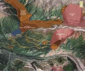 copper mine tailings gold silver Seabridge KSM Aglukkaq BC Canada Alaska first nations EDIWeekly