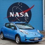 Nissan NASA Leaf autonomous vehicle driverless car Silicon Valley Mars rover EDIWeekly