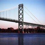 Ambassador Bridge Detroit River International Crossing DRIC Raitt Snyder transportation trade Customs EDIWeekly