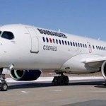 Bombardier CSeries CS300 test flight EDIWeekly