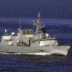 Halifax class frigate Canada Navy surveillance Wescam manufacturing technology EDIWeekly