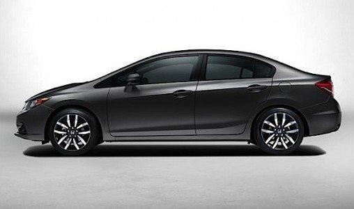 Honda Civic EX Sedan Alliston Ontario auto industry Canada manufacturing assembly EDIWeekly