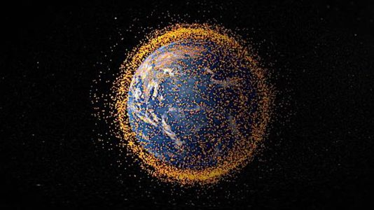 Engineered Design Insider NASA image of space junkOil Gas Automotive Aerospace Industry Magazine