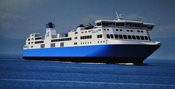 FA Gauthier Ferry Quebec LNG Italy shipbuilding EDIWeekly