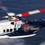 Cougar helicopter Hibernai oilfield Newfoundland CAE simulator EDIWeekly