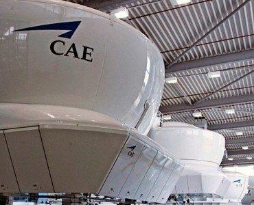 CAE flight simulator EDIWeekly