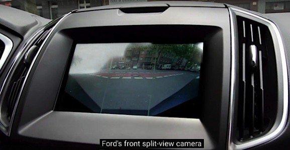 Ford 180 degree interior camera safety technology EDIWeekly