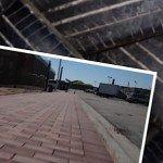 OTS recyced tires rubber brick concrete EDIWeekly