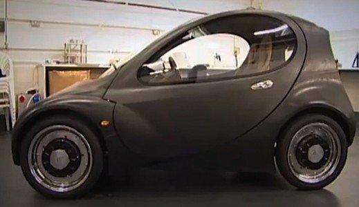 Riversimplle hydrogen Urban car fuel cell car EDIWeekly