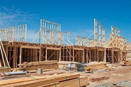 housing CMHC manufacturing industry Statistics Canada construction building permit economy EDIWeekly