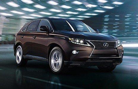 Lexu RX350 Toyota Ontario Cambridge investment EDIWeekly