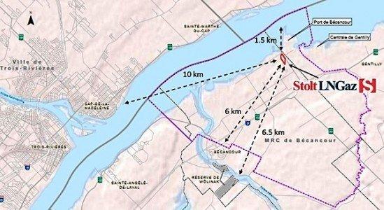 Stolt LNG Quebec natural gas EDIWeekly