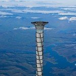 Thoth Technology space tower elevator Kevlar astronaut rocket SpaceX Goggle EDIWeekly