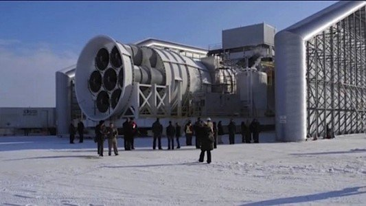 GE cold weather jet engine testing Winnipeg EDIWeekly