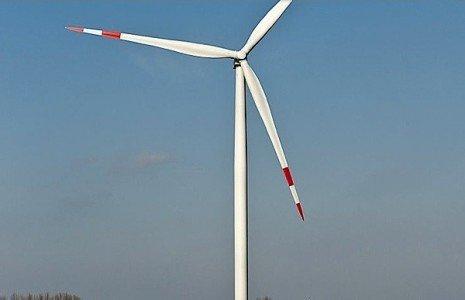 Senvion wind turbine 3.2M114 cold weather version anti icing blades LMWind Power Quebec EDIWeekly
