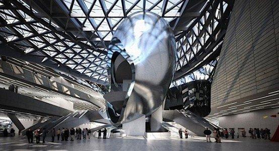 Prix museum art planning Shengzhen China Condo.ca