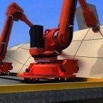 Prix robotics architecture 3D printing China Austria Condo.ca