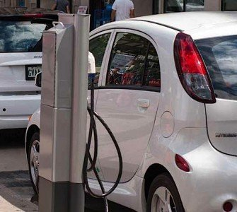 plugn drive electric vehicle Ontario greenhouse gas emissions EDIWeekly
