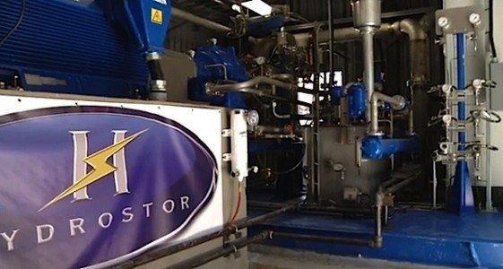 Hydrostor Toronto Hydro compressed air energy storage underwater EDIWeekly