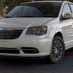 Chrysler NAFTA TPP Unifor Dodge Caravan Town Country minivan EDIWeekly