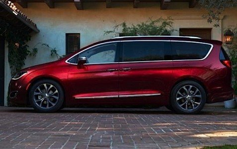 Fiat Chrysler Pacifica Ford TPP auto industry Ontario Mexico EDIWeekly