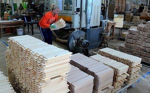 Wood products Statistics Canada oil industry Alberta manufacturing EDIWeekly