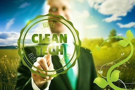 cleantech Trudeau sustainable technology industry carbon capture storage climate change fossil fuels EDIWeekly