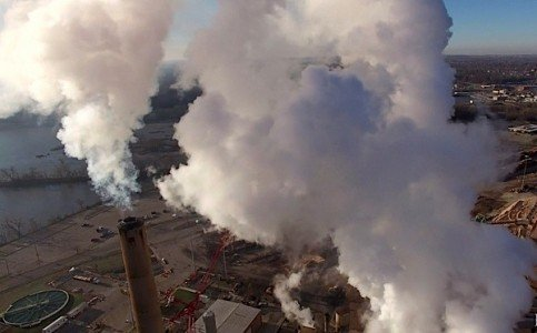 Co2ncrete UCLA greenhouse emissions climate change concrete building industry construction Condo.ca
