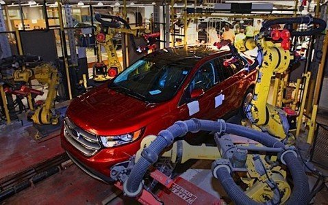 EDC Oakville manufacturing sales exports loonie Canada Ontario exchange rate EDIWeekly